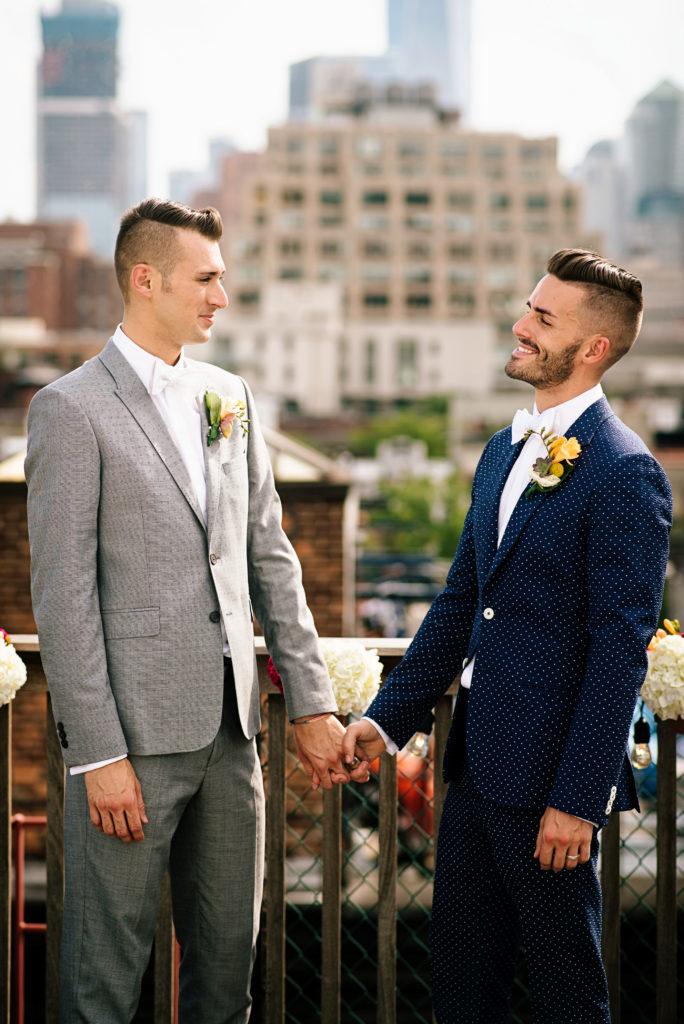 NYC Gay Wedding Photos (35)