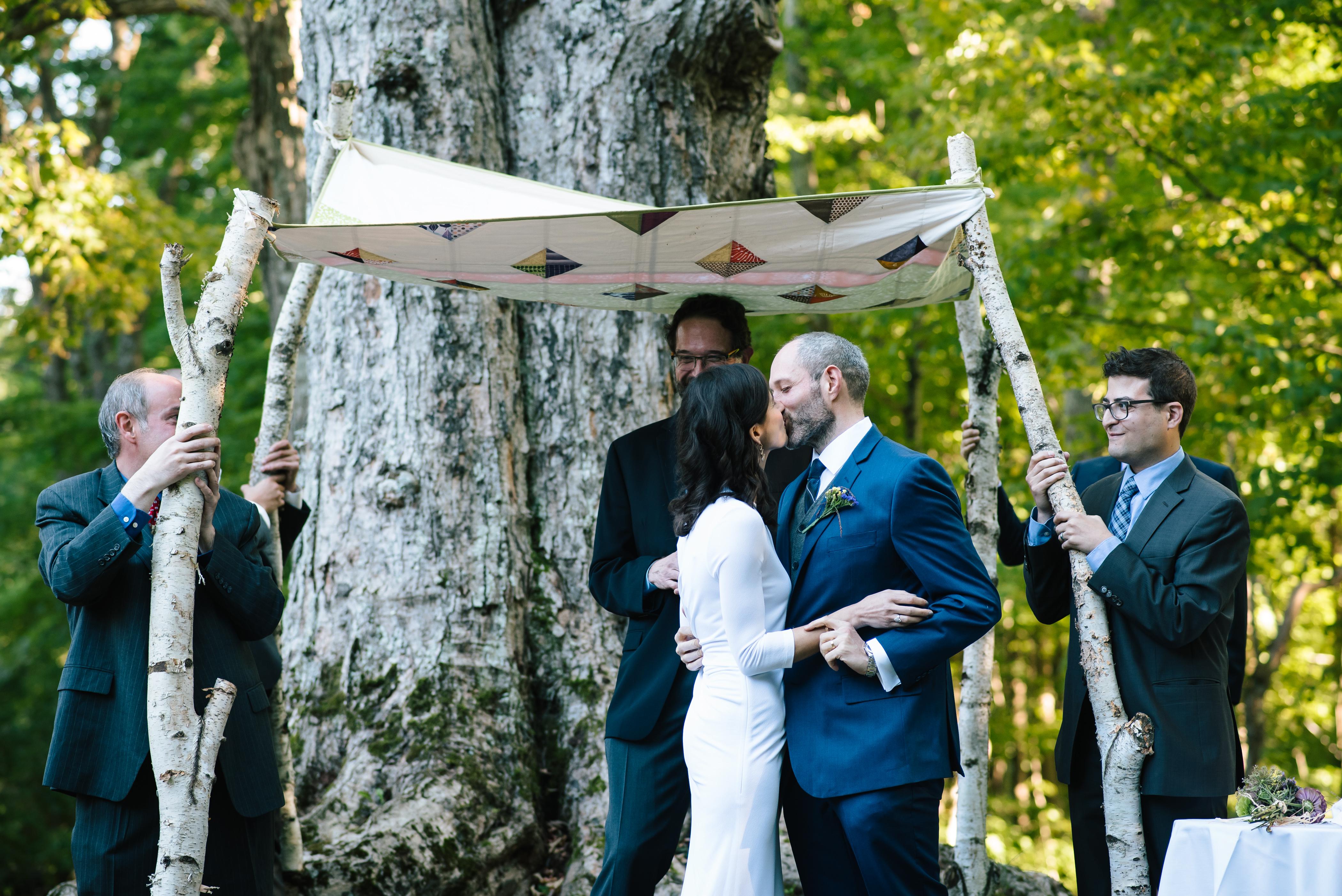 Race Brook Lodge Wedding Photos 20